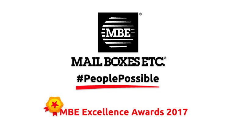 Mail Boxes Etc. entrega los MBE Excellence Awards 2017