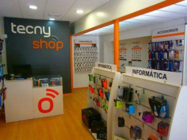 Tecnyshop inaugura en Las Ventas