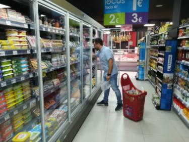 Eroski abre un nuevo supermercado en Baza