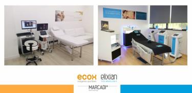 Grupo Marcadi Salud, ELIXIAN TECHNOLOGY Y ECOX4D-5D seleccionan franquiciados en Madrid