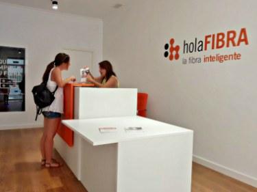 holaFIBRA, presente en la sexta edición de Franquishop en Madrid