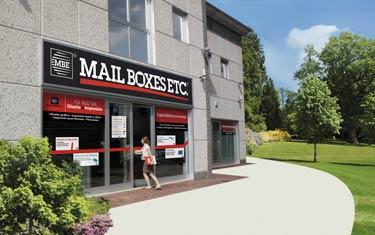 Mail Boxes Etc. suma 20 establecimientos en Madrid