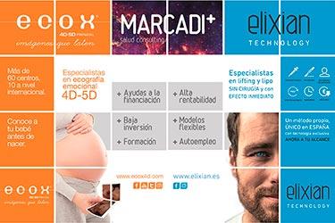 Elixian TECHNOLOGY y Grupo Marcadi Salud selecciona franquiciados en SIF Valencia