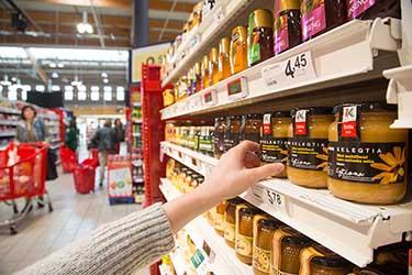 Eroski comercializará miel de marca seleqtia certificada por Eusko Label