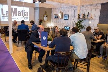 Amplia representación en EXPOFRANQUICIA 2017 de enseñas de Restauración y Hostelería