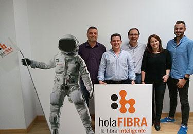 La formación, una de la claves del éxito de holaFIBRA