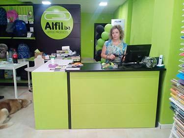 Alfil.be inaugura en Valladolid