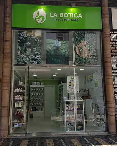 La Botica de los Perfumes, franquicia consolidada en el sector de la perfumería