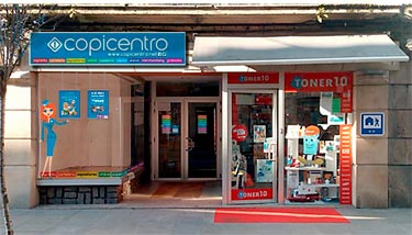 Copicentro comienza el año en Redondela (Vigo)