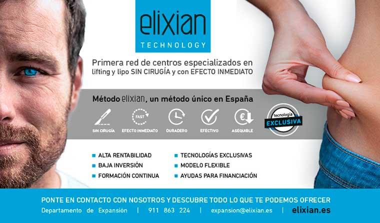 Elixian: Próxima apertura en Madrid Sanchinarro Las Tablas