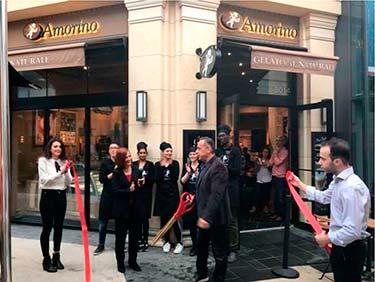 Amorino abre su segunda tienda en Atlanta
