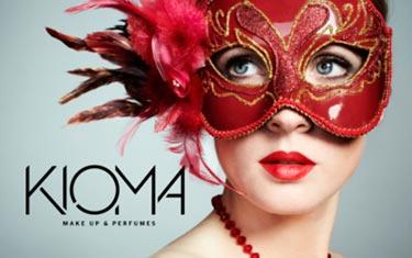 ¡Vive el carnaval con Kioma!