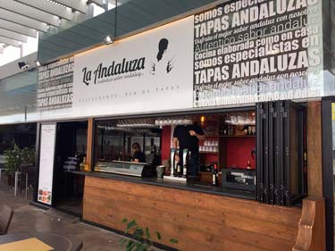 La Andaluza abre un nuevo bar de tapas en Móstoles.