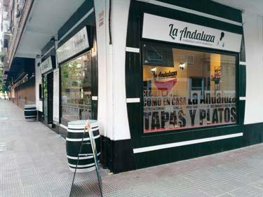 La Andaluza obtiene una amplia cartera de locales libres para abrir franquicias por toda España