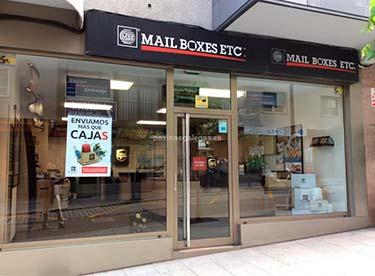 Primer centro de Mail Boxes Etc. en Estella (Navarra)