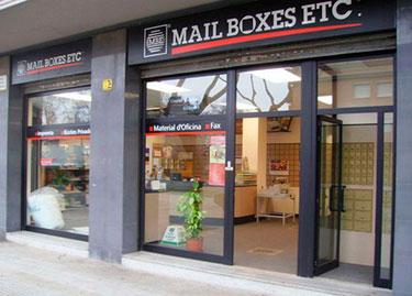 La franquicia Mail Boxes Etc. inaugura en Barcelona