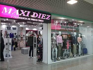 Maxi Diez abre una nueva franquicia en Sevilla