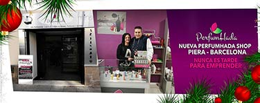 Nueva Perfumhada Shop en Barcelona