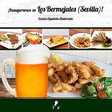 La Andaluza inaugura su segundo bar de tapas en Los Bermejales