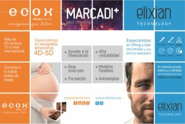 Grupo Marcadi Salud, ELIXIAN TECHNOLOGY Y ECOX4D-5D seleccionan franquiciados en Zona Norte