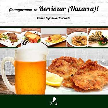 La Andaluza abre el primer bar de tapas en Navarra