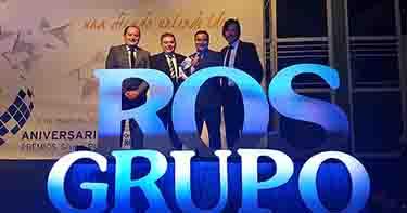La franquicia La Botica de los Perfumes ha sido premiada por el Grupo Ros y la Cámara de Comercio