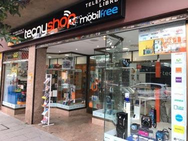Tecnyshop abre nueva franquicia en Vigo
