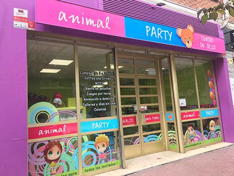 Animal Party consolida su presencia en Vitoria