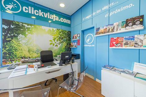 Click Viaja, un negocio 3 en 1, y una opción muy económica y ajustada para autoempleo.