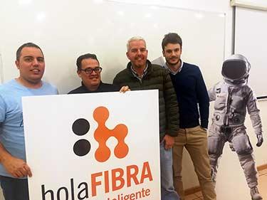 holaFIBRA crece y suma nuevos franquiciados a su red